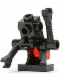 Minifig No: sp078  Name: Blacktron Droid - Set 6894