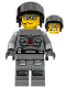 Minifig No: sp094  Name: Space Police 3 Officer 1