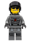 Minifig No: sp095  Name: Space Police 3 Officer 2 - Airtanks