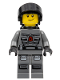 Minifig No: sp099  Name: Space Police 3 Officer 5 - Airtanks