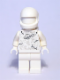 Minifig No: sp103  Name: Space Police 3 Classic Space Statue