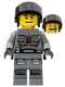 Minifig No: sp104  Name: Space Police 3 Officer 6