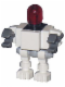 Minifig No: sp108  Name: Space Police 3 Droid