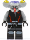 Minifig No: sp111  Name: Space Police 3 Alien - Squidtron