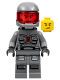 Minifig No: sp119  Name: Space Police 3 Officer 15