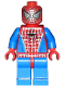 Minifig No: spd001  Name: Spider-Man 1