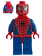 Minifig No: spd001a  Name: Spider-Man 1 - with Neck Bracket