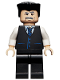 Minifig No: spd017  Name: J. Jonah Jameson - Vest with Striped Tie