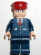 Minifig No: spd030  Name: Subway Train Conductor