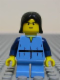 Minifig No: sw0054  Name: Boba Fett, Young - Yellow Head