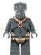 Minifig No: sw0062  Name: Geonosian - Dark Gray