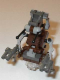 Minifig No: sw0063  Name: Droideka - Destroyer Droid (Brown, Light and Dark Gray)