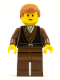 Minifig No: sw0100  Name: Anakin Skywalker (Grown Up) without Cape