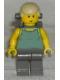 Minifig No: sw0106  Name: Luke Skywalker (Dagobah, Sand Green Tank Top, Backpack)