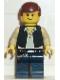 Minifig No: sw0111  Name: Han Solo, Dark Blue Legs
