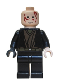 Minifig No: sw0139  Name: Anakin Skywalker with Black Right Hand (without Hair)