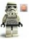 Minifig No: sw0188a  Name: Stormtrooper (Light Flesh Head, Dotted Mouth Pattern)