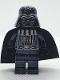 Minifig No: sw0218  Name: Darth Vader - Chrome Black