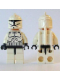 Minifig No: sw0233  Name: Clone Jet Trooper (Clone Wars)