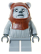 Minifig No: sw0236  Name: Chief Chirpa (Ewok)