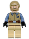 Minifig No: sw0250a  Name: Crix Madine, Tan Hips and Legs