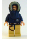 Minifig No: sw0253  Name: Han Solo, Tan Legs with Holster Pattern, Parka Hood (Light Flesh)
