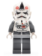 Minifig No: sw0262  Name: AT-AT Driver (Bluish Grays, Black Head, Stormtrooper Type 2 Helmet)