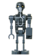 Minifig No: sw0282  Name: 2-1B Medical Droid (Badge with Letter 'T' Pattern)