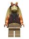 Minifig No: sw0302  Name: Gungan Soldier (Printed Head)