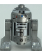 Minifig No: sw0303  Name: R2-Q2 (Small Red Dots)