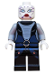 Minifig No: sw0318  Name: Asajj Ventress - Black Torso