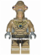 Minifig No: sw0320  Name: Geonosian - Dark Tan