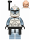 Minifig No: sw0330  Name: Clone Commander Wolffe