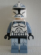 Minifig No: sw0331  Name: Wolfpack Clone Trooper (Sand Blue Arms)