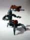 Minifig No: sw0348  Name: Droideka - Destroyer Droid (Reddish Brown Top)