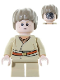Minifig No: sw0349  Name: Anakin Skywalker (Short Legs, Hair)