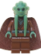 Minifig No: sw0422  Name: Kit Fisto with Cape