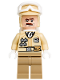 Minifig No: sw0425  Name: Hoth Rebel Trooper Tan Uniform (Moustache)