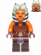 Minifig No: sw0452  Name: Ahsoka Tano (Padawan) - Backless Vest with Belt and Sash