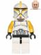 Minifig No: sw0481  Name: Clone Trooper Commander