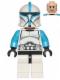 Minifig No: sw0502  Name: Clone Trooper Lieutenant