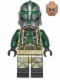 Minifig No: sw0528  Name: Clone Commander Gree (Gray Lines on Legs)