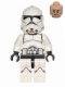 Minifig No: sw0541  Name: Clone Trooper, Printed Legs