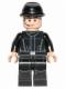 Minifig No: sw0545  Name: Imperial Crew, Black Jumpsuit, Cavalry Kepi