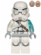 Minifig No: sw0571  Name: Jek-14 with Stormtrooper Helmet