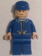 Minifig No: sw0611  Name: Bespin Guard - Light Flesh Head, Detailed Gold Trim