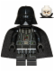 Minifig No: sw0636  Name: Darth Vader (Type 2 Helmet)