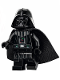 Minifig No: sw0636b  Name: Darth Vader - Type 2 Helmet, Spongy Cape