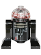 Minifig No: sw0648  Name: Imperial Astromech Droid (Black)