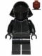 Minifig No: sw0654  Name: First Order Crew Member (Fleet Engineer / Gunner) - Reddish Brown Head